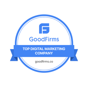 GoodFirms Badge